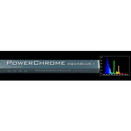 POWERCHROME T5 AQUABLUE+