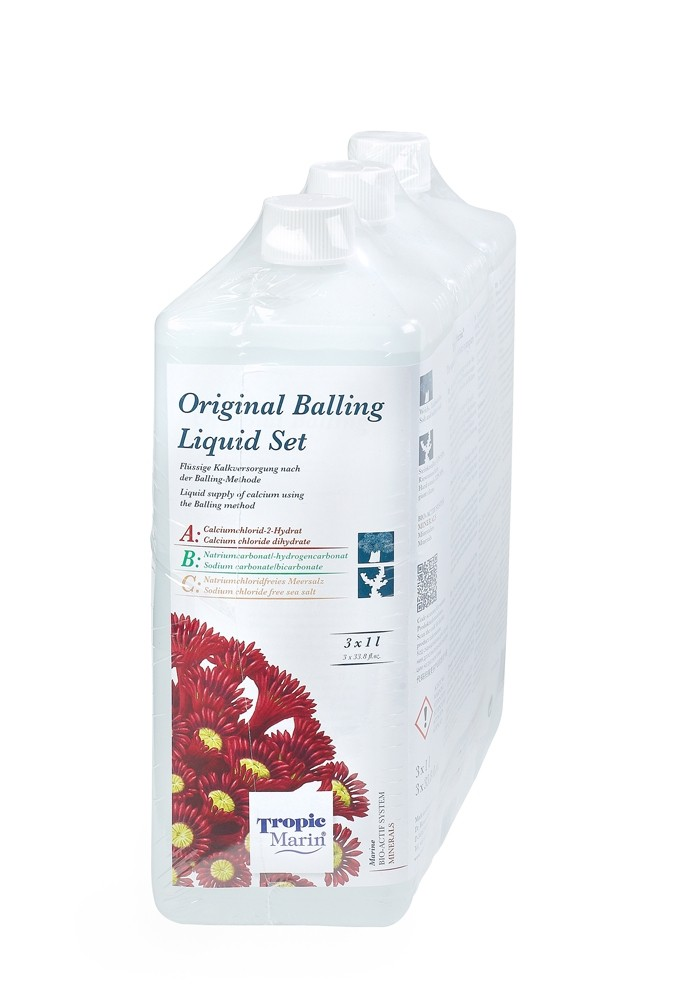 ORIGINAL BALLING Liquid Set 3x1000ml