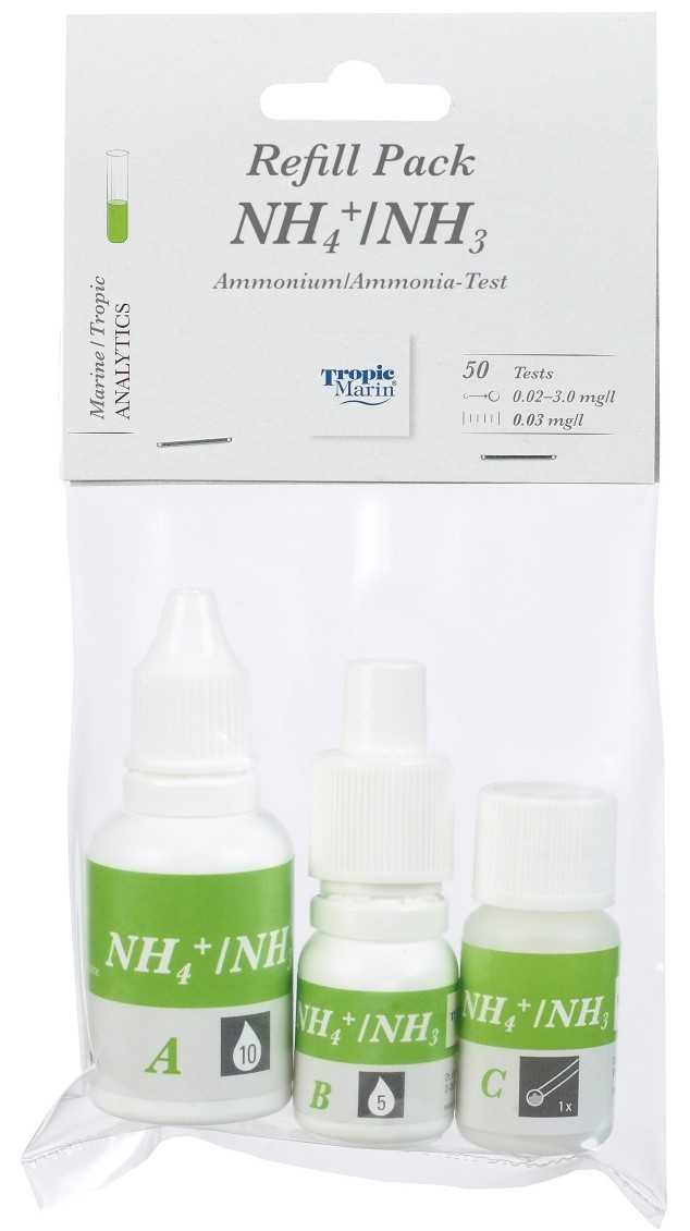 Replacement kit NH4 / NH3