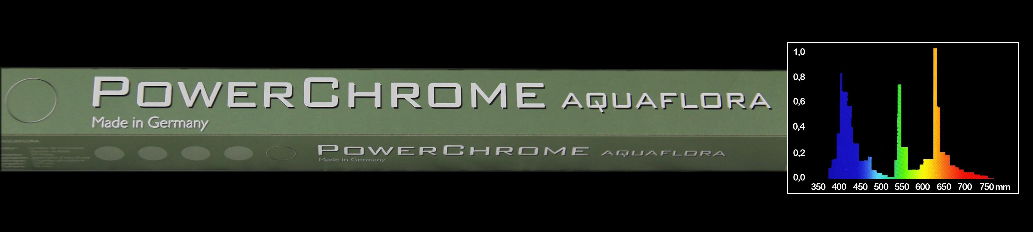 POWERCHROME T5 AQUAFLORA
