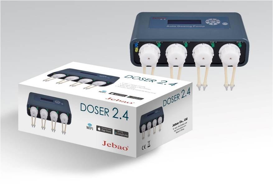 DOSER 2.4 (Pompa dosometrica 4 canali Wifi)