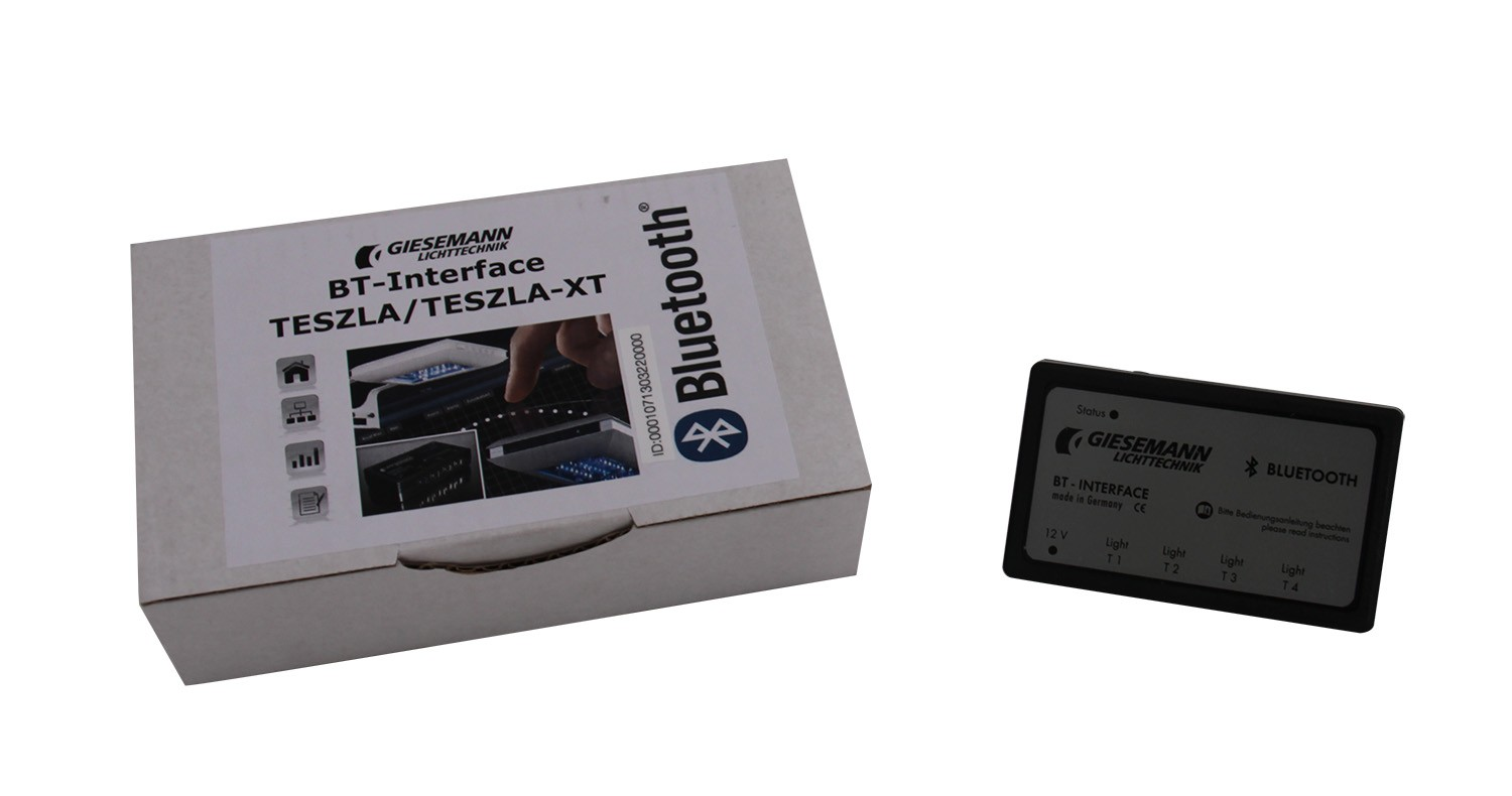 Interfaccia Bluetooth Teszla/Teszla XT