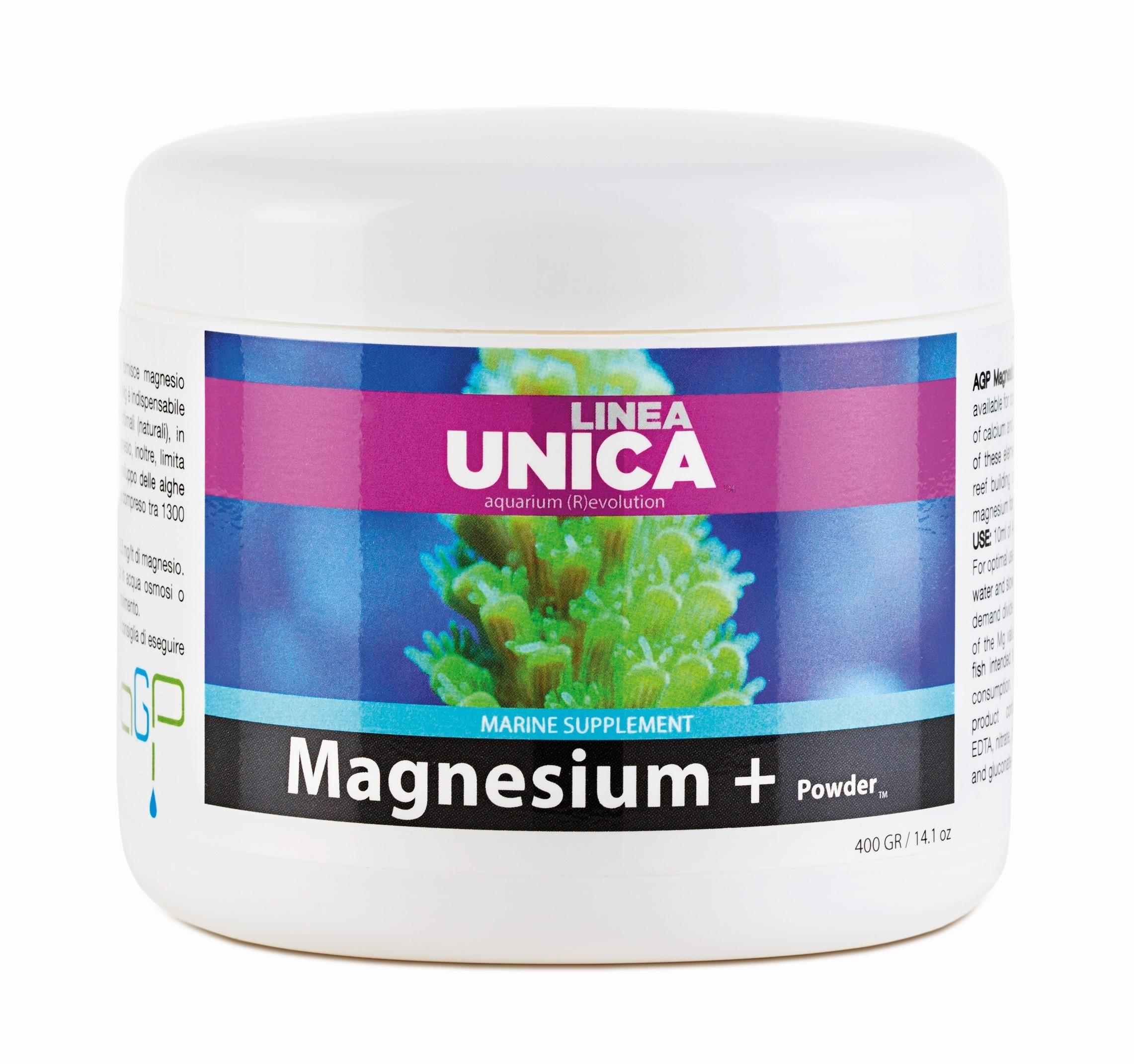 Magnesium +