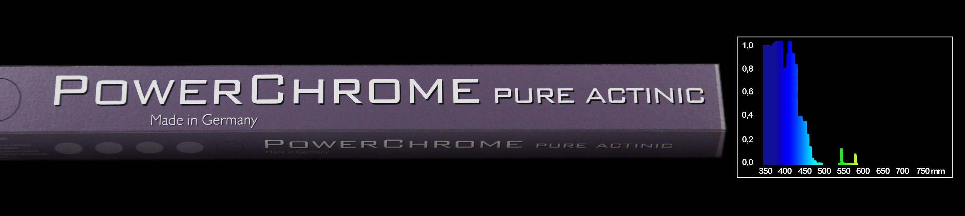 POWERCHROME T5 PURE ACTINIC
